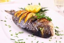 Sea food lovers / Dishes with sea food as basic ingredient