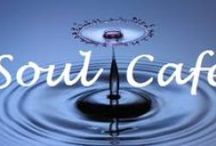 Soul Cafe / Monthly meet-up and inspirational talks covering spirituality and well-being at the Station Hotel Dudley on the first Tuesday of the month.