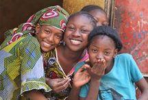 Femmes d'Afrique / Magnifiques!!! So beautiful!!!