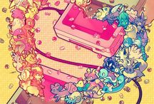 Cute and Nerdy / Things that fuel my love for video games and all things I find interesting.