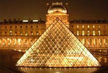▼ Paris et Ses Architectures ▼ / La beauté de Paris découle aussi de ses nombreuses facettes. Les diverses architectures se croisent dans la capitale française, faisant d'elle une véritable oeuvre d'art pleine de mystère.