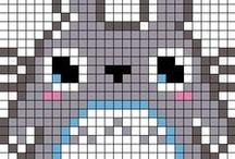 cross/pixel