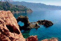 ☀☼ La Corse ☼☀ / On ne l'appelle pas l'Île de beauté pour rien. La Corse se présente à vous dans toute sa splendeur.