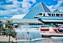 Epcot / Images from the most spectacular theme park in the world: Walt Disney World's EPCOT Center!