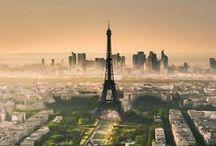 La tour Eiffel / La tour Eiffel est une tour de fer puddlé de 324 mètres de hauteur située à Paris, construite pour l'exposition universelle de 1889.