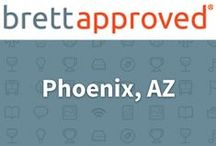 Phoenix, AZ / Follow for brettapproved.com featured reviews and accessible activities in Phoenix, AZ!