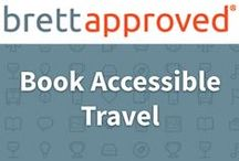Book Accessible Travel / Follow this board for fun, accessible and exciting travel itineraries and tips, and learn more about working with our official accessible travel partner, Travel for All!