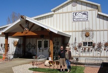 The Barn / All That Stuff In The Barn. Home decor, Purses, Jewelery and so much more!