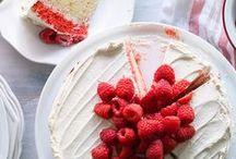 Gâteaux et petits gâteaux