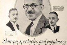 Vintage Eyewear Ads