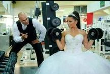 Sweating for the Wedding / Getting in shape for your big day