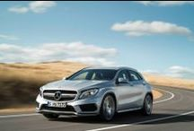 GLA 45 AMG / The GLA 45 AMG - it speaks volumes