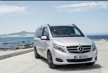 Mercedes-Benz V-Class / The New Mercedes-Benz V-Class will be arriving in South Africa at the end of 2015