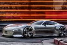 AMG Vision Gran Turismo / The AMG Vision Gran Turismo - a design created especially for the Playstation 3 game