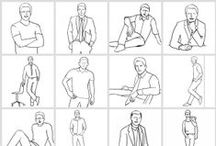 Poses / by Momentage App