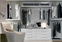 Jesse 'Wardrobes' / Plurimo: the Jesse wardrobe system. The project for storage, in the middle of compositional versatility and increasingly personal aesthetics. Original proposals to create an affinity with contemporary lifestyle.