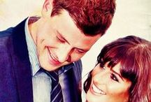 Cory Monteith and Lea Michele / The best L♥VE EVER!!!♥Monchele!!♥♥♥
