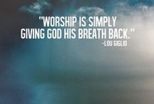For Ears to Hear / Worship songs to renew and refocus your day.