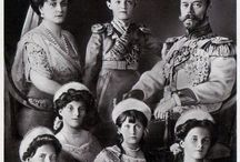 Romanov's & Russian Royals/Nobility / NO PIN LIMITS, ENJOY / by Renee Schachair