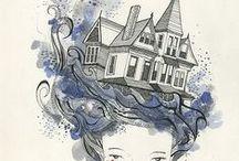 Il cielo in una stanza / La casa dei miei sogni con qualche idea stravagante