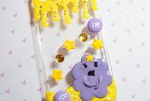 Decoden & Phone Cases / Some of the many decoden and other phone cases out there today!