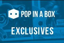 Exclusive Funko POPs / Our favourite exclusive Funko POPs from store or comicons