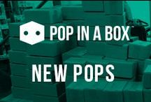 New Funko Pops / All the new Funko Pops as they are announced.