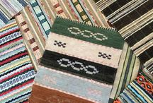 Beautiful vintage Rag rugs from Sweden / Rugs of Sweden -We sell beautiful, vintage and antique Swedish rag rugs. These rugs are not only beautiful, they are pieces of history brought to your awareness. Each rug tells you its lively and soulful story. You can only imagine its proud creator and former owners. Now it's your turn to fall in love...  www.rugsofsweden.com