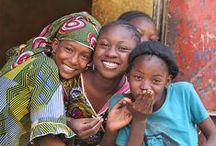 People Mali, Africa