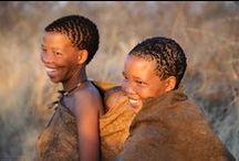 The bushmen, Africa