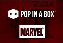 pop! Marvel / If you love Marvel you will love the POP! Marvel range from Funko, it is one one of the biggest collections that Funko POP! produce and covers much loved characters from classic marvel comic and film franchises such as X-Men and Spiderman through to modern classics like Avengers: age of Ultron and Guardians of the Galaxy many of which come in cool bobble heads! visit the link below to shop Funko Pop! Marvel ... http://popinabox.co.uk/funko/pop-vinyl/marvel