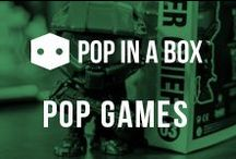 pop! Games / If you love Games you will love the POP! Games ranges from Funko, it covers characters from awesome games like halo, Bioshock, fallout, skyrim, assasins creed, sonic the hedgehog and borderlands. check them all out at popinabox.co.uk