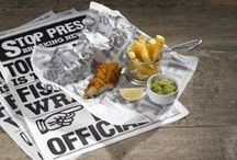Printed Food Wrap / Made In Britain, Our Natural And Greaseproof Food Wrap Is Completely Biodegradable And Ideal For All Kinds Of Restaurants And Food Vendors, Whatever Cuisine You Serve!  http://theprintedbagshop.co.uk/printed-food-wrap/