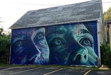 World of Urban Art : DAVID WALKER  [UK]