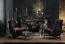Masculine interior / if i was a boy....oh not.... if i was a man...