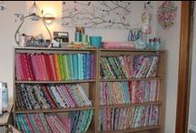 craft room / by Roseanne A