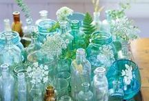 all things blue, teal, turquoise and aqua / by Roseanne A