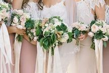 Wedding Day Inspiration / Wedding inspiration for the modern bride who seeks a natural, organic, bohemian, beautiful wedding day with gorgeous wedding details.
