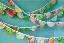 Bunting / by Roseanne A
