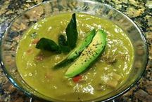 Food-Soups / by Valorie Phillips-Keeton