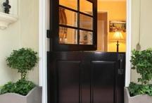 doors, doors and more doors / by Frankie Waller Popken