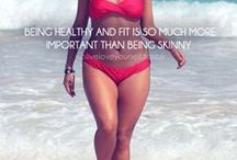 health/fitness / by Kathryn Booth