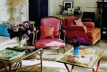 Favourite sitting rooms