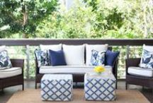 outdoor space / by Roseanne A