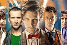 Doctor Who stuff / by Nicola Haughian