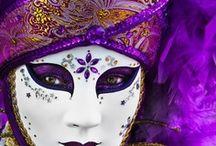 Masquerade ☆ Mask / by Ririko Dee