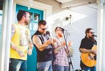 Napa Porchfest / All about Napa Porchfest, the West's first porch music festival: Sunday, July 31st from 1 to 6 p.m. at over 75 locations around the historic downtown.
