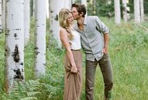 Engagement Style  / Wear this to your engagement session!  / by JENNA KUTCHER