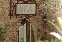 Spa / decor and ideas for spa