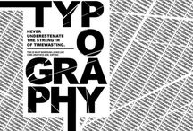Typography / by Sinta Polla